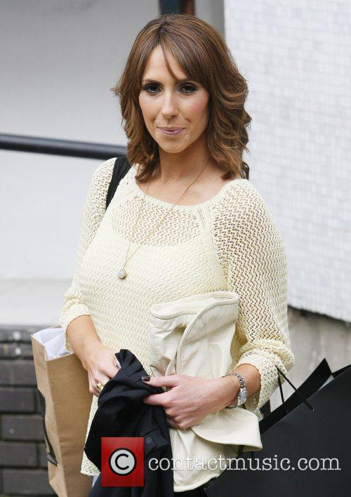 alex jones at the itv studios london 5876110