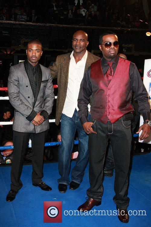 Ray J and Evander Holyfield 6
