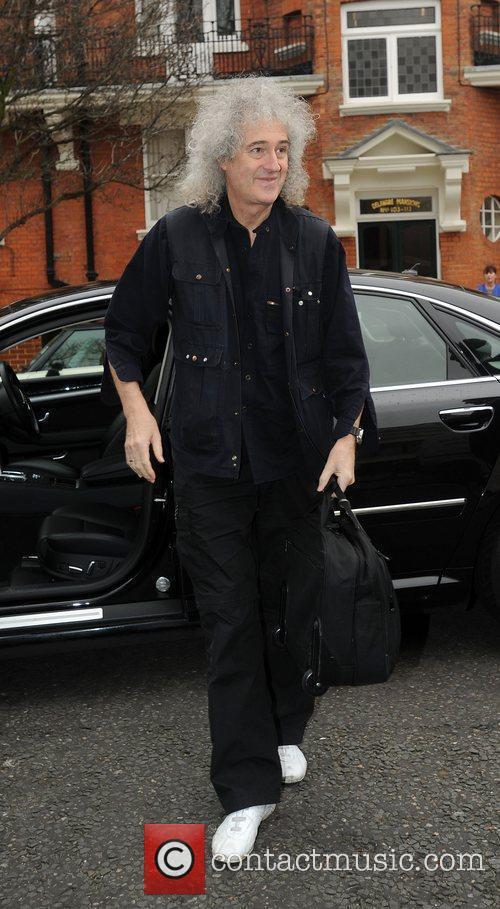 Brian May 5