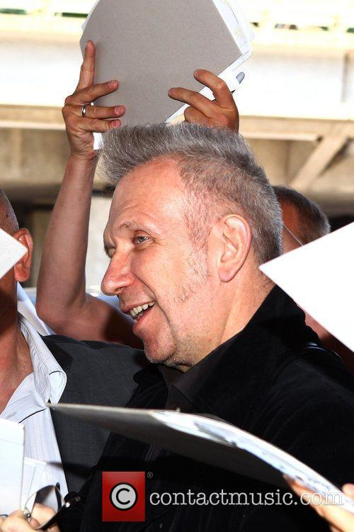 Jean Paul Gaultier and Cannes Film Festival 1