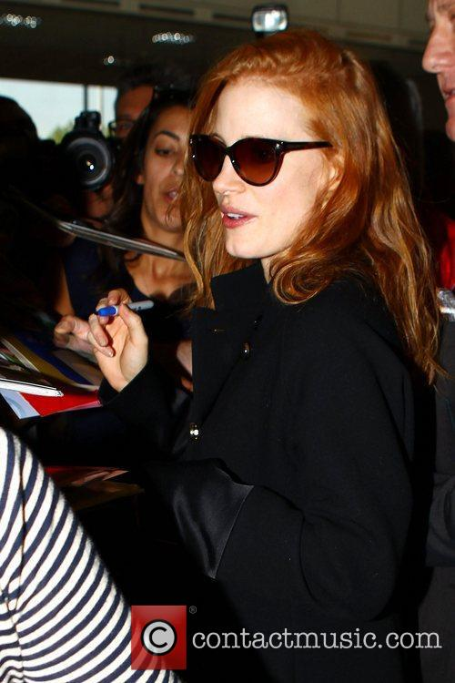 Jessica Chastain and Cannes Film Festival 2