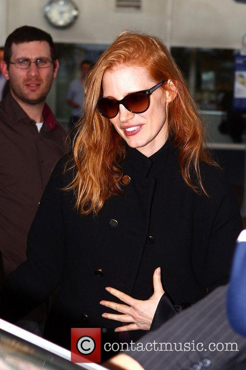 Jessica Chastain and Cannes Film Festival 5