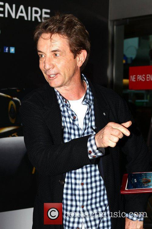 Martin Short, Cannes Film Festival