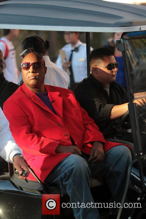 Stevie Wonder, The Grove, Extra