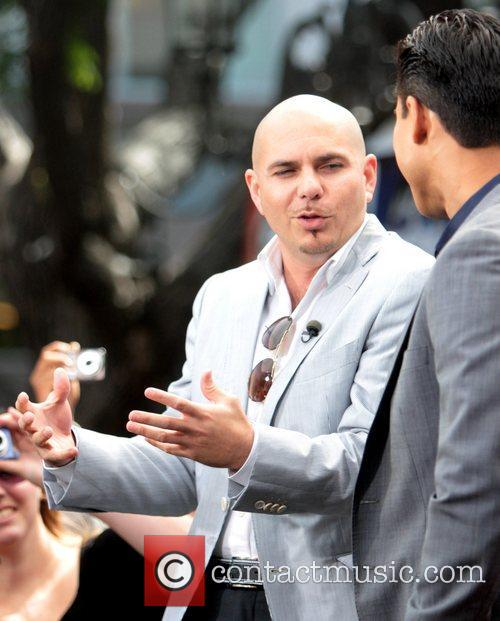 Pitbull Celebrities at The Grove to appear on...
