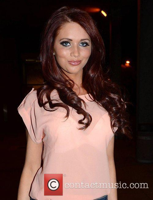 Amy Childs and Rte Studios 3