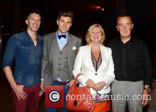Aidan Harney, Darren Kennedy, Valerie Kennedy, Michael Kennedy...