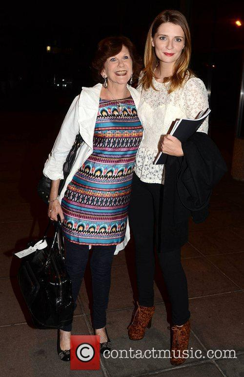 Anne Charleston and Mischa Barton