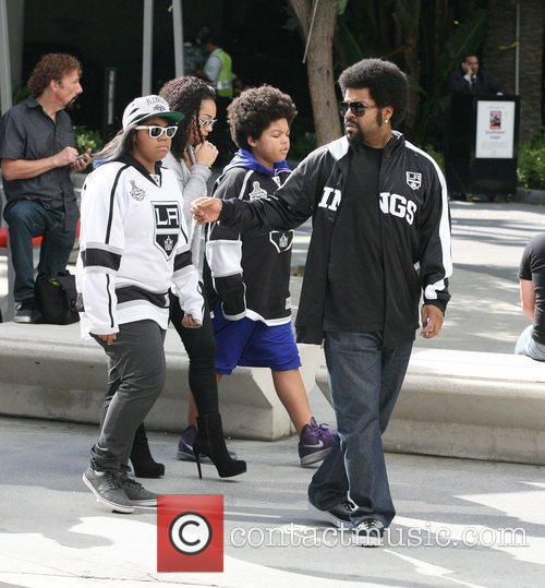 Ice Cube and Staples Center 1