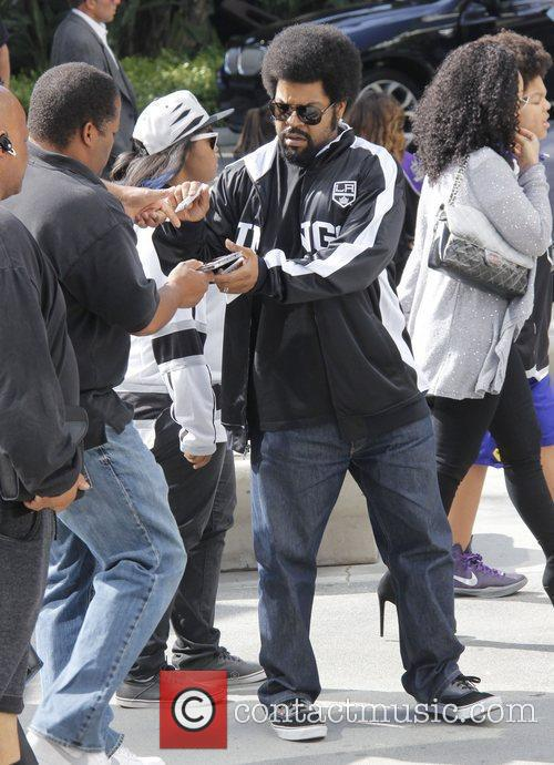 Ice Cube and Staples Center 6