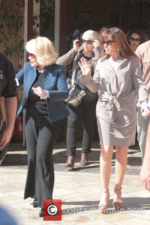 Joan Rivers and Melissa Rivers 3