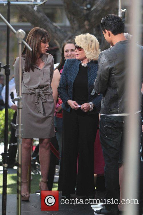 Joan Rivers and Melissa Rivers 11