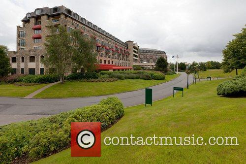 General views of The Celtic Manor Resort in...