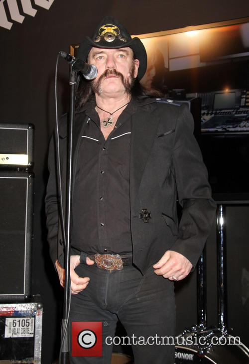 Lemmy Kilmister and Motorhead 8