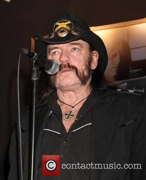 Lemmy Kilmister and Motorhead 10
