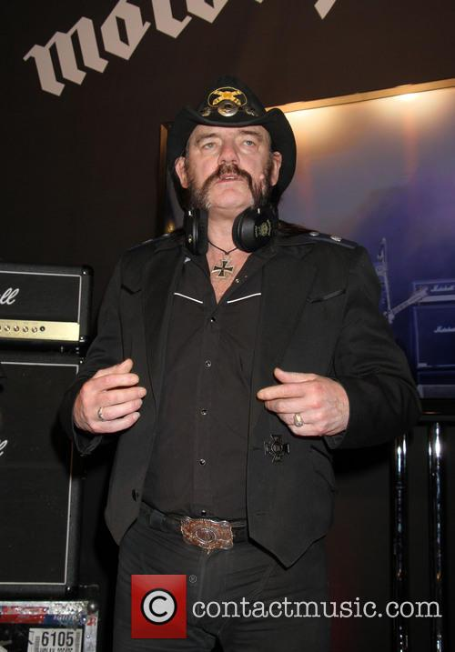 Lemmy Kilmister and Motorhead 3
