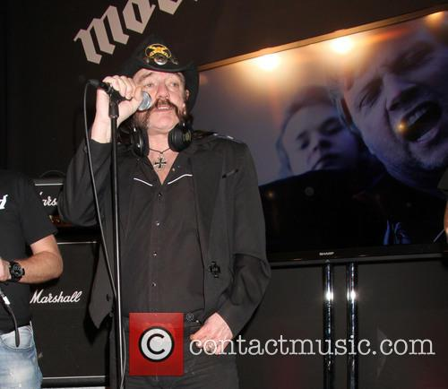 Lemmy Kilmister and Motorhead 6