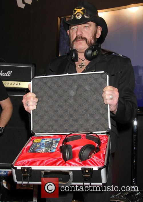 Lemmy Kilmister and Motorhead 1