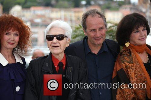 Alain Resnais and Cannes Film Festival