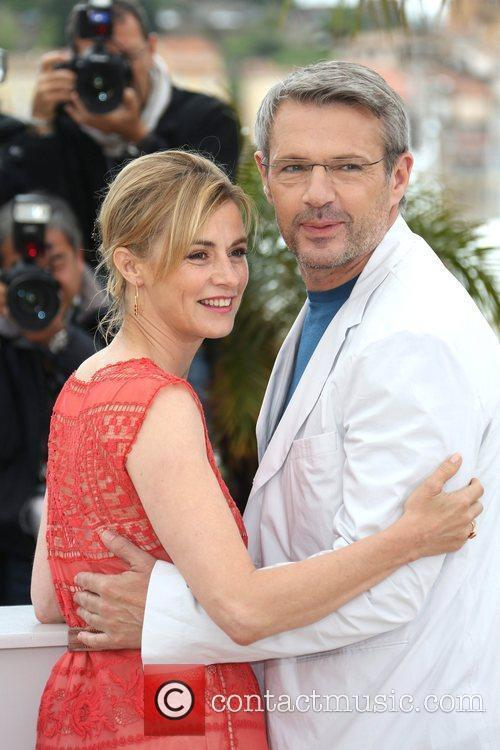 Anne Consigny, Lambert Wilson and Cannes Film Festival 2