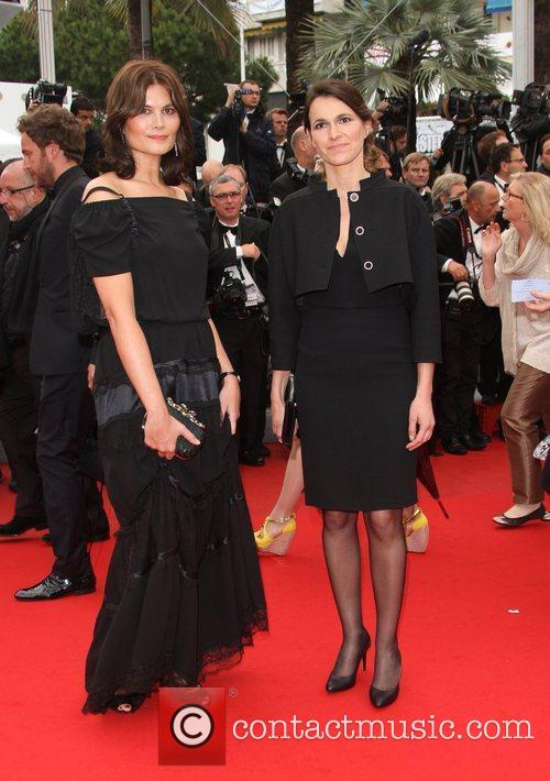 Marina Hands and Cannes Film Festival