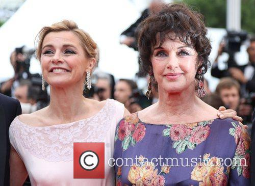 Anne Consigny and Anny Duperey 'Vous N'avez Encore...