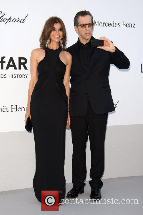 Carine Roitfeld and Kenneth Cole 2