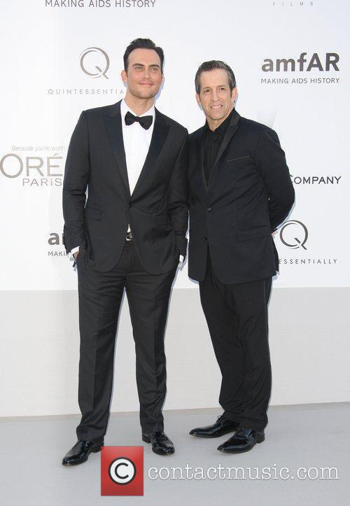 Cheyenne Jackson and Kenneth Cole 3