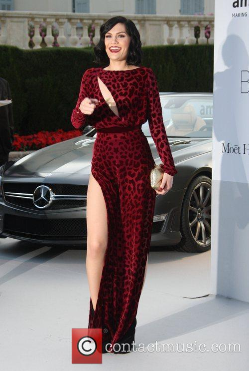 Jessie J and Cannes Film Festival 4