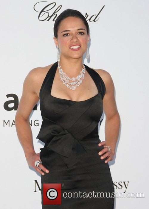 Michelle Rodriguez and Cannes Film Festival 2