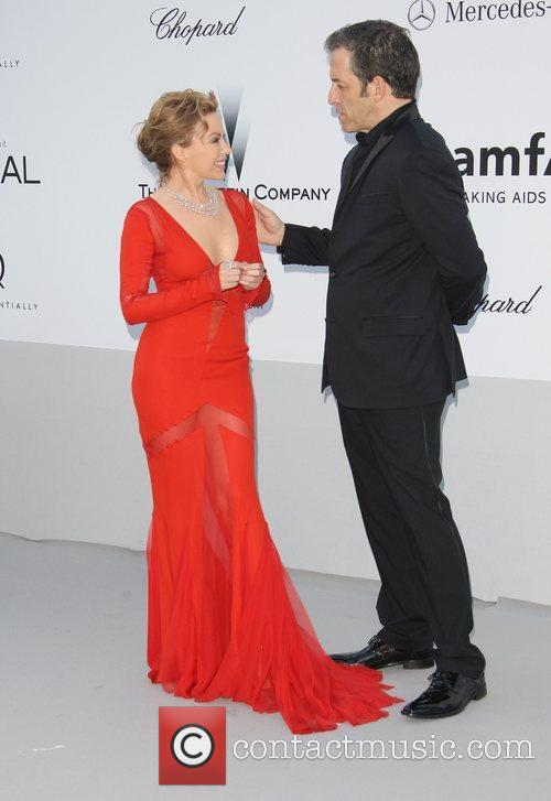 Kylie Minogue, Kenneth Cole, Cannes Film Festival