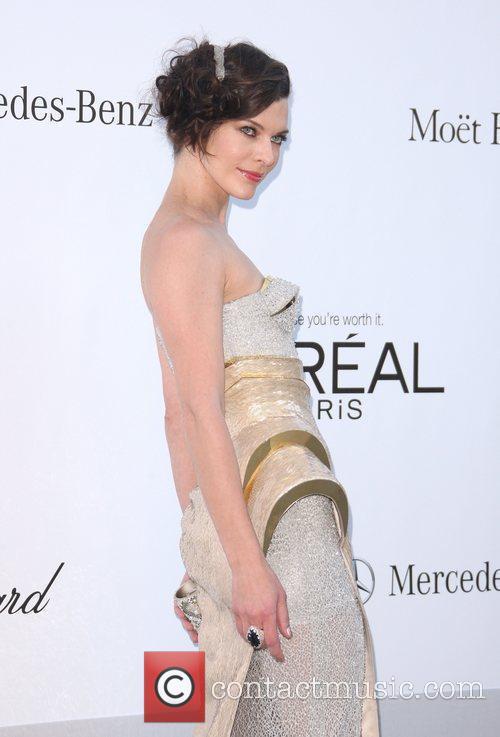 Milla Jovovich and Cannes Film Festival 3