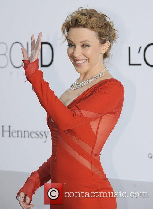 Kylie Minogue and Cannes Film Festival 13