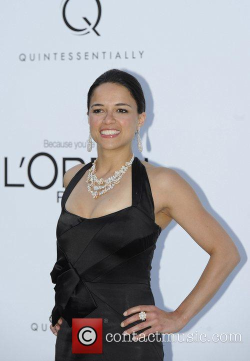 Michelle Rodriguez and Cannes Film Festival 8
