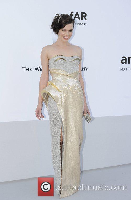 Milla Jovovich and Cannes Film Festival 6