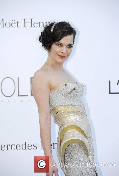 Milla Jovovich and Cannes Film Festival 7