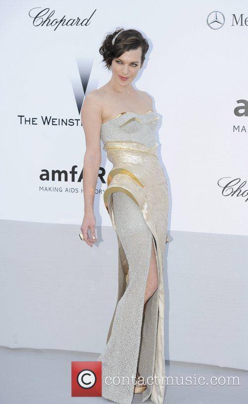 Milla Jovovich and Cannes Film Festival 1