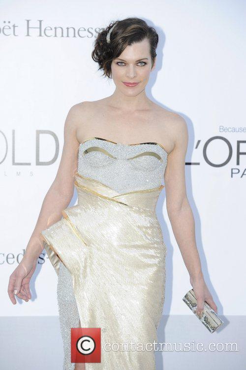 Milla Jovovich and Cannes Film Festival 8