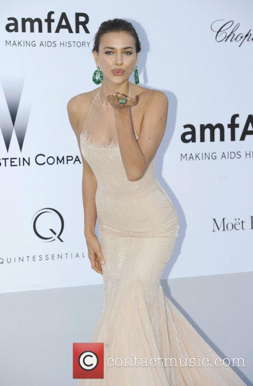Irina Shayk and Cannes Film Festival 1