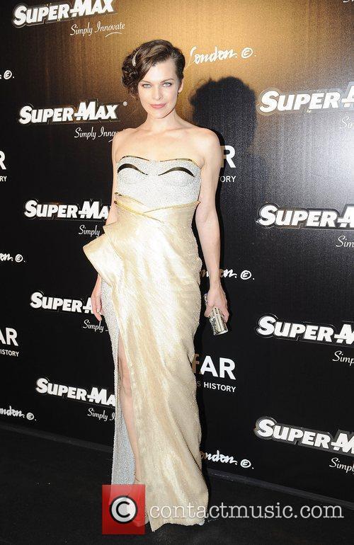Milla Jovovich and Cannes Film Festival 4