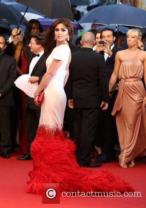 Cheryl Cole and Cannes Film Festival 16
