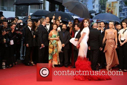 Cheryl Cole and Cannes Film Festival 17