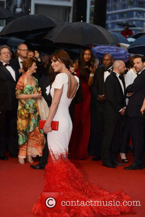 Cheryl Cole and Cannes Film Festival 25