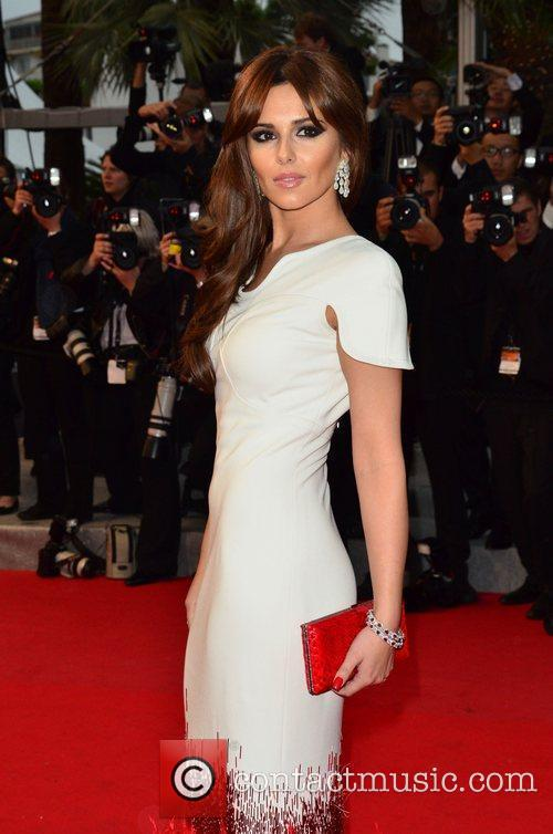 Cheryl Cole and Cannes Film Festival 50