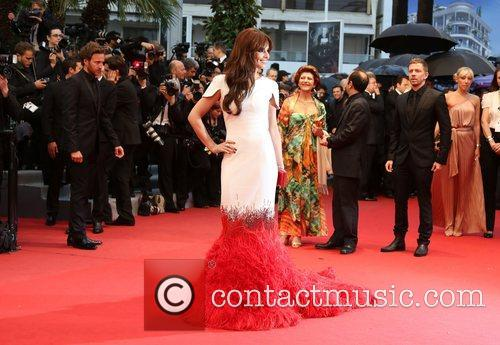 Cheryl Cole and Cannes Film Festival 53