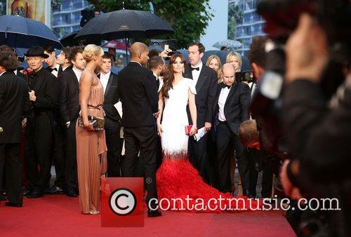 Cheryl Cole and Cannes Film Festival 54