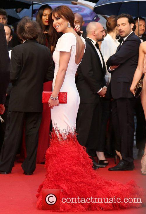 Cheryl Cole and Cannes Film Festival 55