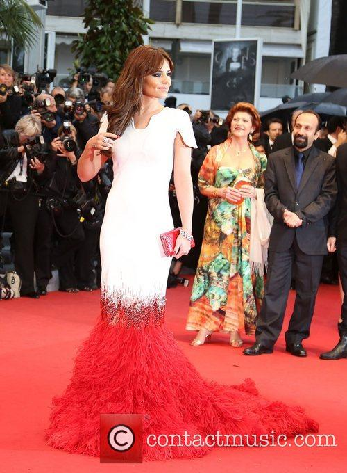 Cheryl Cole and Cannes Film Festival 56