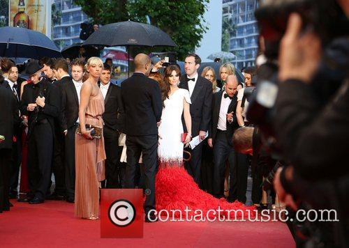 Cheryl Cole and Cannes Film Festival 58
