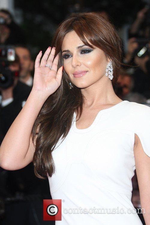 Cheryl Cole and Cannes Film Festival 59